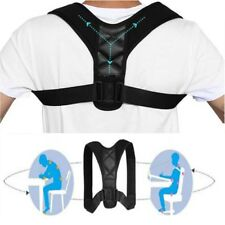 Therapy Posture Clavicle Support Corrector Adjustable Back Brace Shoulder Belt