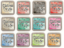 In Stock New Tim Holtz Ranger Distress Oxide Ink Pads Release 2