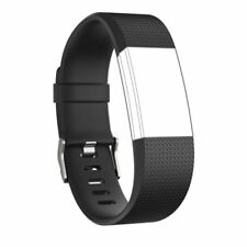 For Fitbit Charge 2 /  2 HR Replacement Silicone Bracelet Watch Band You Pick
