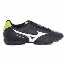 bf0a1b487f796 Scarpe Mizuno Fortuna 4 AS Calcetto Football Uomo Man Nero Black P1GD158101