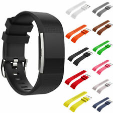 Fitbit Charge 2 Replacement Silicone Watch Wrist Sports Band Strap