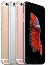 Apple iPhone 6S 16GB / 32GB / 64GB UNLOCKED Space Gray, Rose Gold, Silver