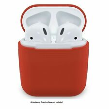 AirPods Silicone Case Protective Rubber Cover for Apple Air pod Charging Case