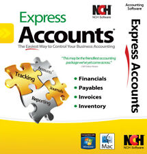 Accounting Software Accounting Program | Lifetime License | Email Delivery Now!