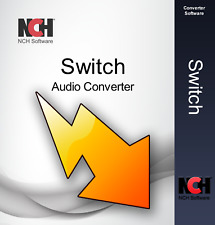 Audio Converter Software File Converter | Lifetime License | Email Delivery Now