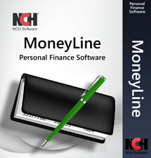 Personal Finance & Checkbook Software | Lifetime License | Email Delivery Now!