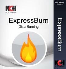 CD & Disc Burning Software CD Burner | Lifetime License | Instant Email Delivery