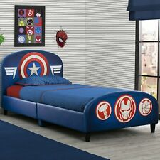 Marvels Avengers Upholstered Twin Bed