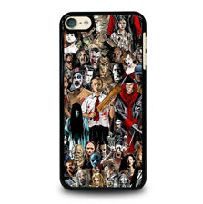 HORROR MOVIE COLLAGE For Apple iPod Touch 4 5 6 Phone Case Gen Cover