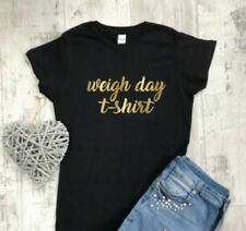 Slimming Weigh Day T-shirt, Slimming T-shirt Top, Slimming Group Weigh In