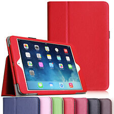 Premium Leather Magnetic Smart Flip Stand Case Cover For Apple iPad Air / Ipad 5