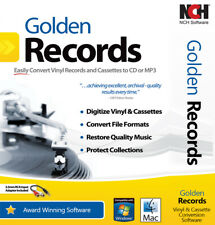 Vinyl & Cassette Converter Software | Lifetime License | Email Delivery Now!