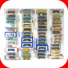 N Scale Stock Car & Cattle Car Lot - Atlas, Micro-Trains... / Combined Shipping