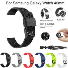 Silicone Replacement Band Strap Band Replacement For SamsungGalaxy Watch 46mm