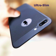 Phone Hard Cover Case iPhone 6 6s 7 8 7 plus Hollow Heat Dissipation Ultra Slim