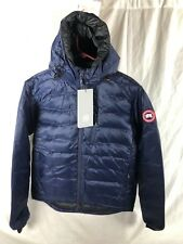NEW CANADA GOOSE LODGE JACKET HOODY 5055M S-XXL DOWN AUTHENTIC HOLOGRAM ADMIRAL
