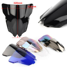 Front Windshield Windscreen Double Bubble for Yamaha YZF R6 2008-2016 Motorcycle