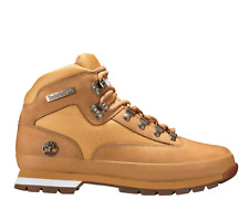 Mens Timberland Euro Rock Hiker Boots In Wheat