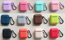 AirPods Silicone Case Cover Protective Rubber for Apple Air pod Charging Case