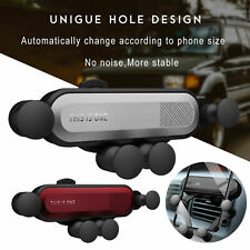 Auto Grip Universal Car Air Vent Mount phone Holder For iPhone Samsung GPS