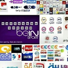IPTV SUBSCRIPTION +5000 channels +10000 VOD Arabic, US,UK, MEXICO AND LOT MORE