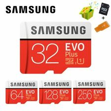 SAMSUNG Microsd Card Grade EVO+ Micro SD Card Memory Card TF Flash Card SDXC lot