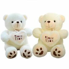 Teddy Bear Plush Toy Doll Stuffed Animal Valentine Gift For Girl