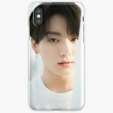 New Jungkook BTS - Map Of the Soul iPhone Case X 6 7 S 8 Plus, BTS iPhone Case