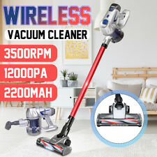 WINKSOAR 12000Pa Suction Cordless Vacuum Cleaner Upright Stick Bagless Handheld