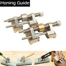 Metal Honing Guide Jig for Sharpening System Chisel Plane Iron Planers Blade US
