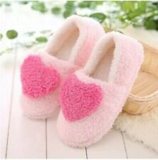 Lovely Ladies Home Floor Soft Women Indoor Slippers Outsole Cotton Padded Shoes