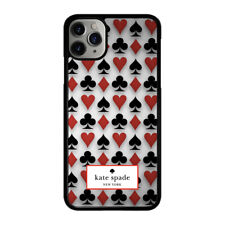KATE SPADE TOTE DIAMOND For iPhone 5 5S 5C 6 6S 7 8 Plus X XS Max XR 11 Pro Case