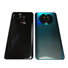Practical Rear Glass Battery Cover Case w/Lens Frame Adhesive For Huawei Mate 30