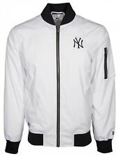 NEW Era-Mlb New York Yankees concrete Bomber Giacca-bianco
