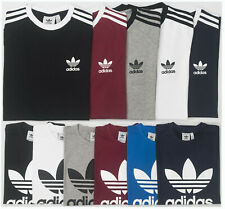Adidas Originals Trefoil / California Short Sleeve Crew Neck Mens T-Shirt