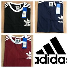 Adidas Originals Crew Neck Short Sleeve T-shirt Men's California Retro