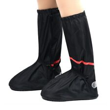 Tourmaster Deluxe Rain Adult Waterproof Boot//Shoe Covers,Black,Med//MD 9.5-10.5