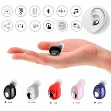 Bluetooth 5.0 Wireless Headset Earphones Stereo In-Ear Earbuds For Android/IOS