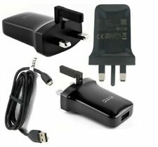 Genuine HTC TCP900 Mains Charger + USB Cable for HTC Desire, One M8 M7 610 310