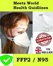 1 - 20pcs Anti Virus Safety Higher Protection BEST Mask Surgical FFP2 N95 EN149