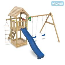 WICKEY Spielturm Kletterturm Captain`s Tower +