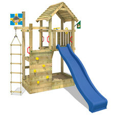WICKEY Spielturm Kletterturm Arthur´s Multitower