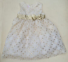 Vestito Abitino cerimonia Bambina 1 - 3 anni  Baby Girl Formal Dress 1-3Y BA3011