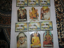 India Mythology Collection -Car/Home Card Hanging air fresheners