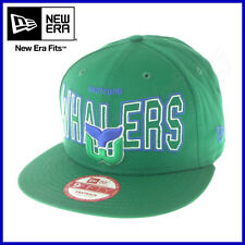 "NEW ERA Cappello SNAPBACK Cap 9FIFTY ""Outter"" HARTFORD WHALERS Nuovo NHL Hat"