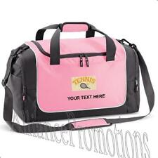 Personalised TENNIS Quadra Travel Sport Bag Holdall