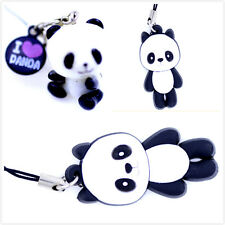 Super cute panda phone charm / keyring, multiple choices, GREAT ACCESSORY!!!