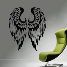 BANSKY ANGEL WINGS wall sticker beautiful guardian decal stickers mural transfer