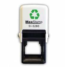 MAXSTAMP PHARMACY / CHEMISTS STAMP IDEAL FOR PRESCRIPTIONS 28mm x 28mm MAX 5280