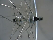 Hand built wheelset H Plus Son Archetype Miche fixed or flip flop single speed
